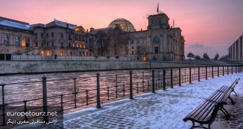 همه چیز درباره برلین - درباره برلین