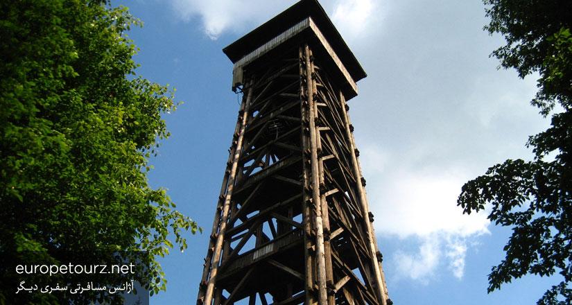 برج گوته - دیدنی های فرانکفورت