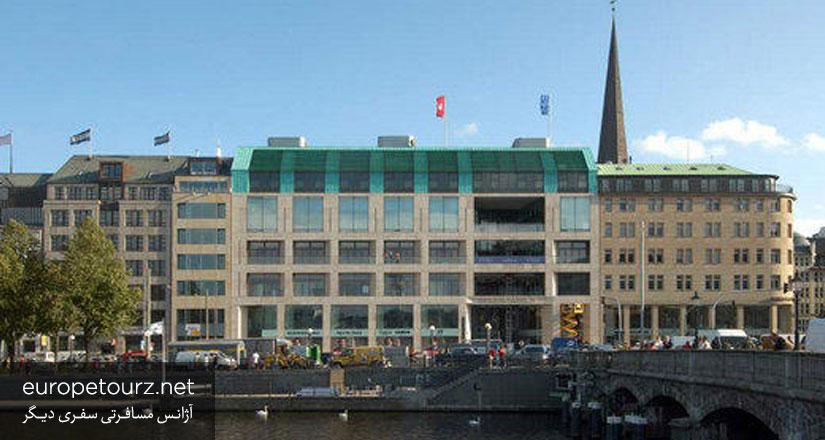 مراکز خرید هامبورگ - درباره هامبورگ