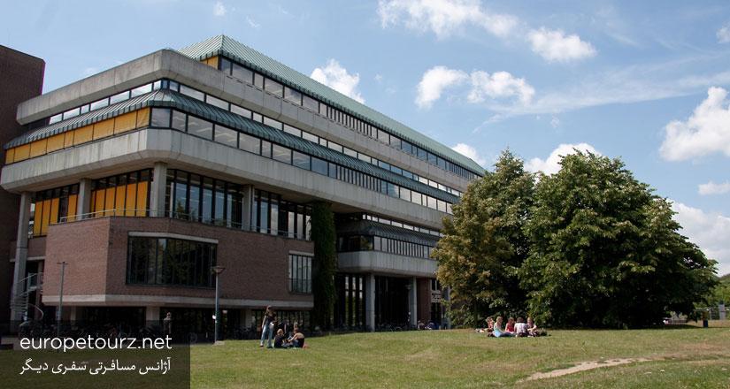 موسسه ی هاینریش هاینه - دیدنی های دوسلدورف