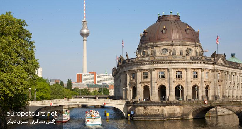 جزیره ی موزه - دیدنی های برلین