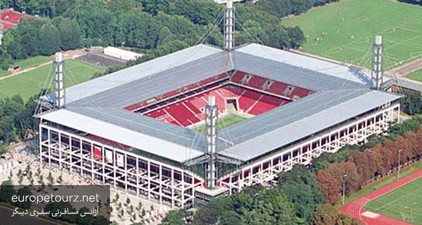 استادیوم راین انرژی - نقاط دیدنی کلن