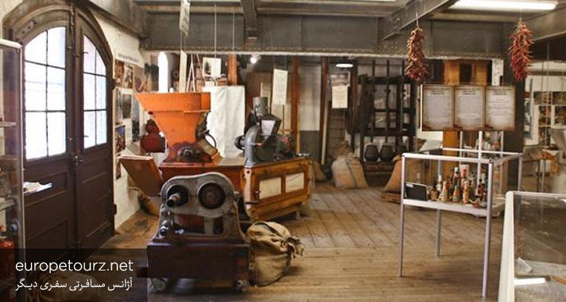 موزه ی ادویه - مکان های دیدنی هامبورگ