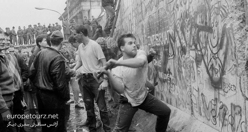 دیوار برلین - آثار تاریخی برلین