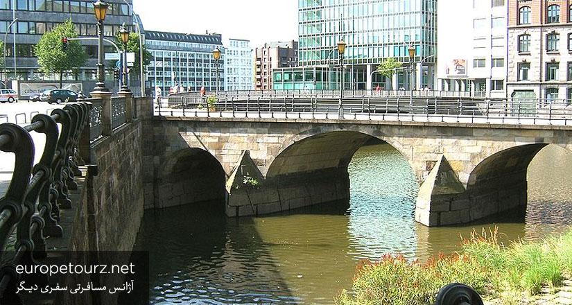 سولنبرکه - مکان های دیدنی هامبورگ