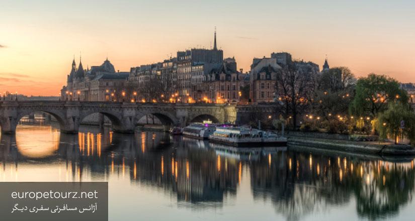 شهر ال دلا - دیدنی های فرانسه