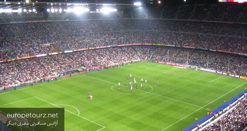 ورزش بارسلونا - درباره بارسلونا