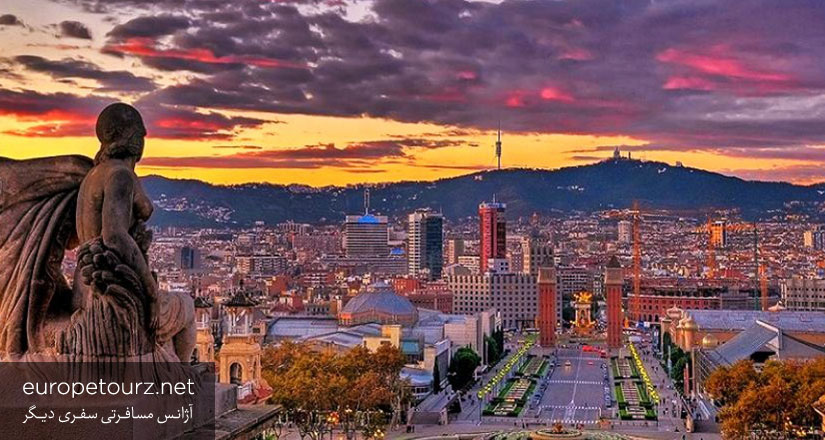 مختصری درباره بارسلونا - درباره بارسلونا