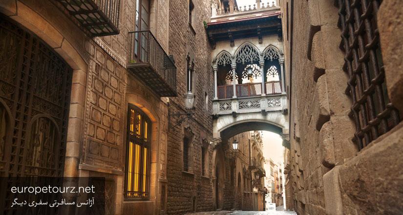 جاذبه های گردشگری بارسلونا - درباره بارسلونا
