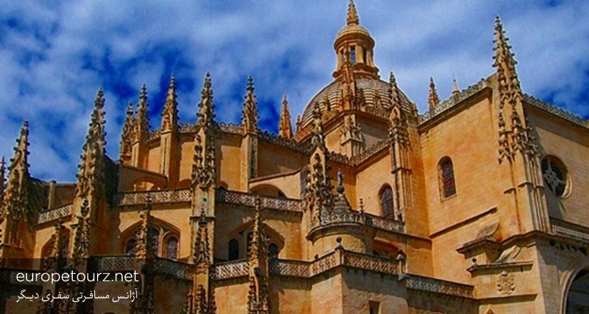 مذهب مردم اسپانیا - درباره اسپانیا