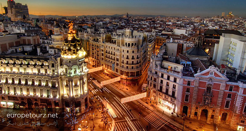 مختصری درباره اسپانیا - درباره اسپانیا