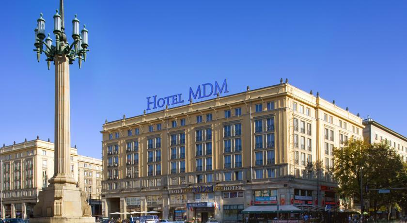 هتل ام دی ام سیتی ورشو