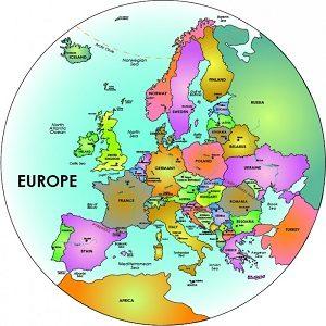 درباره کشورهای اروپایی