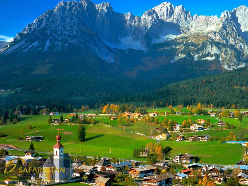 بلیط اتریش