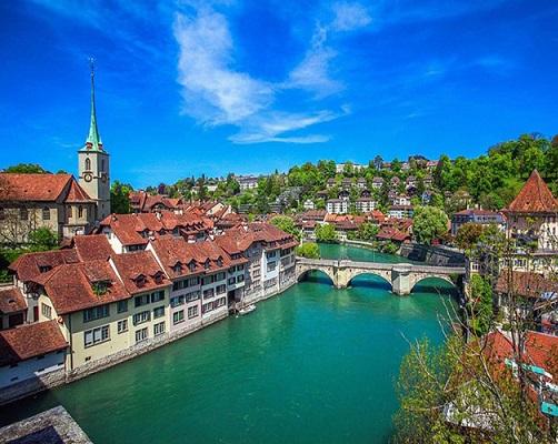 وقت سفارت سوئیس