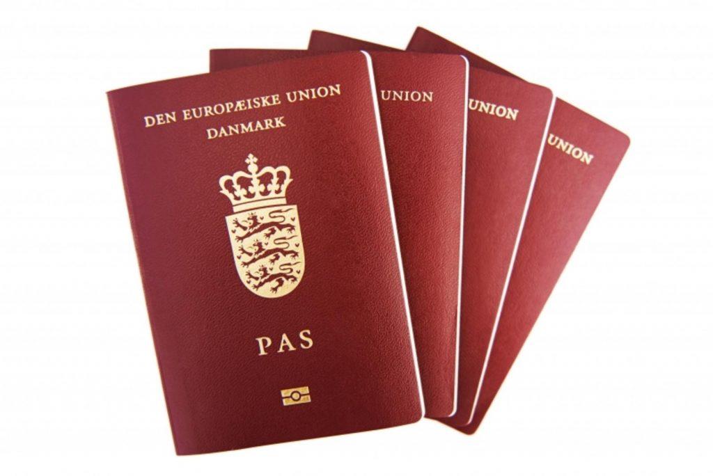 وقت سفارت دانمارک