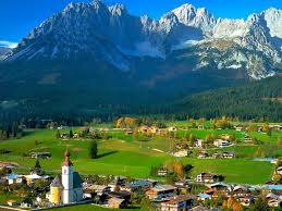 دیدنی های اتریش