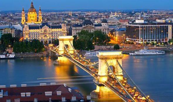 تور مجارستان