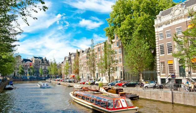 بهترین زمان سفر به هلند