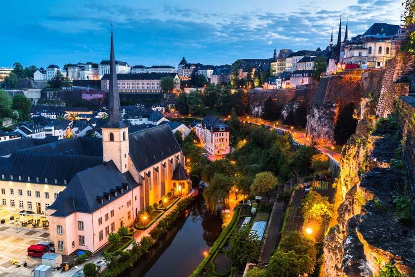 عکس های کشور لوکزامبورگ