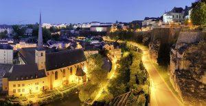 وقت سفارت لوکزامبورگ