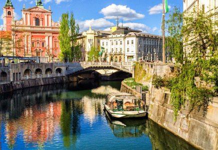 بهترین زمان سفر به کشور اسلوونی