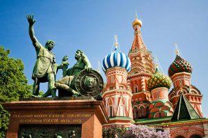 ویزای توریستی روسیه یکی از ویزا های این کشور