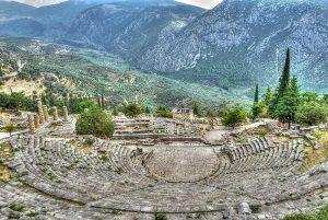 معبد دلفی