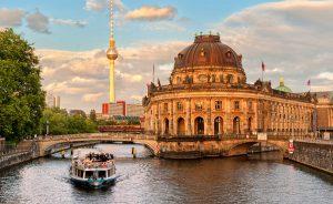 آب و هوای برلین