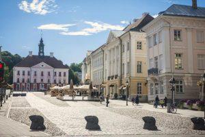 قطب علمی کشور استونی