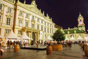 جاذبه های گردشگری اسلواکی