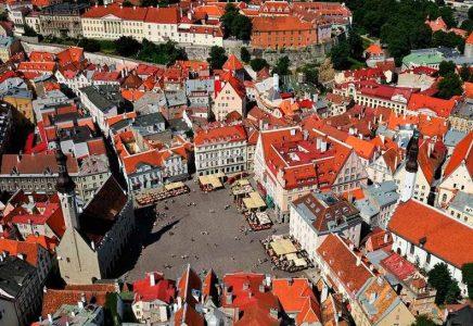 جاذبههای گردشگری استونی