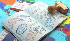 وقت سفارت استونی و دریافت ویزا
