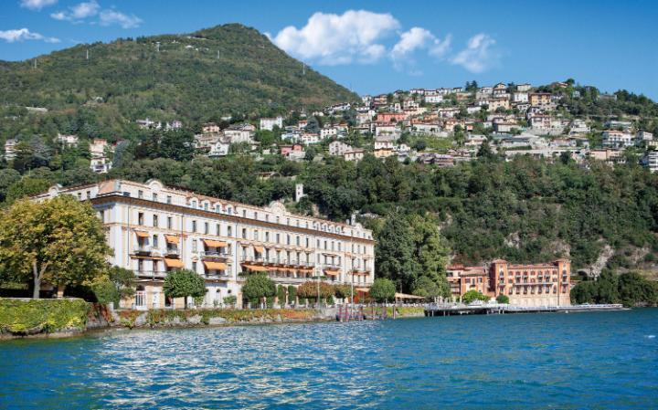 ویلا د استه و فرصت رزرو هتل در ایتالیا