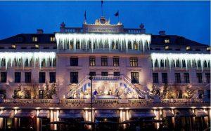 رزرو هتل آنگلتر دانمارک