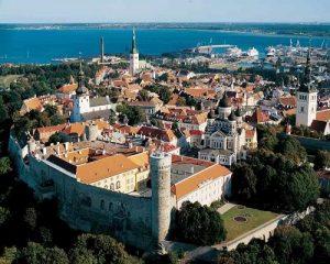 رزرو هتل استونی و اخذ ویزا این کشور