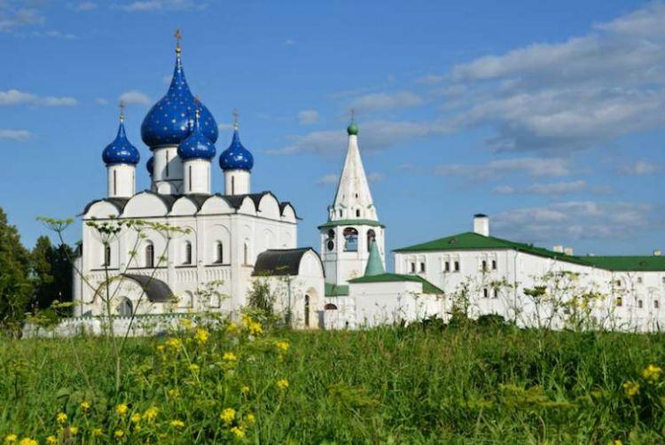 زیباترین جاذبه های دیدنی تور روسیه