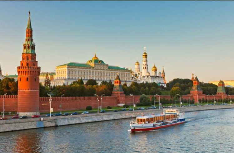 مکان های طبیعی تور روسیه