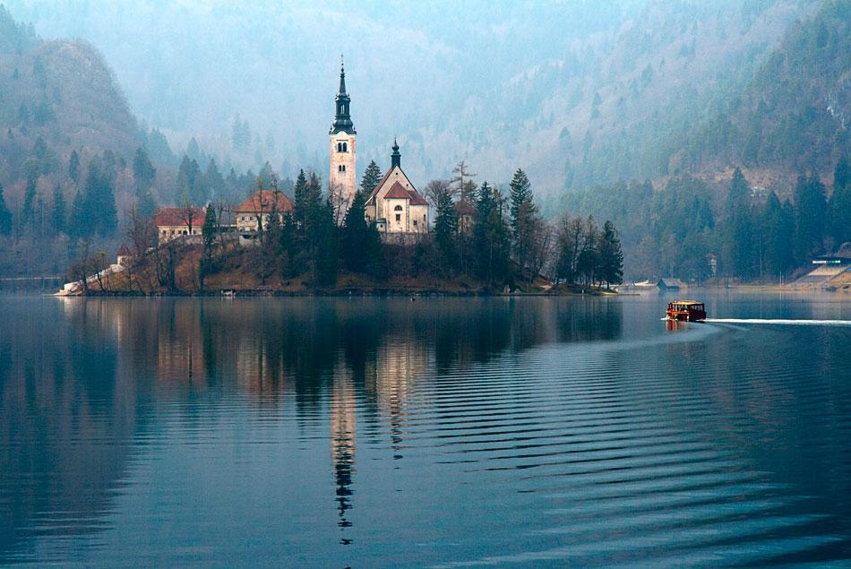 معرفی کشور اسلوونی