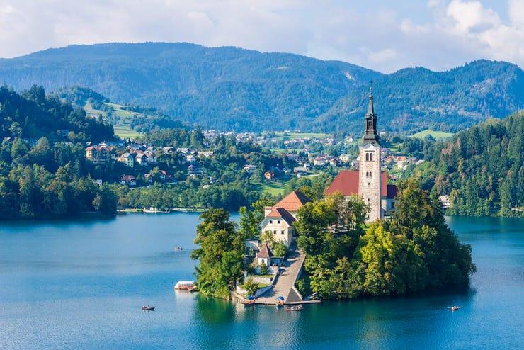 شرایط آب و هوایی کشور اسلوونی