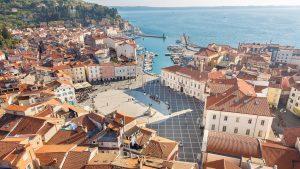 پیران (Piran) از جاذبه های گردشگری اسلوونی