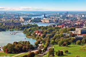 آب و هوای کشور سوئد