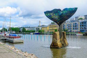 اقامت از طریق تولد در کشور فنلاند