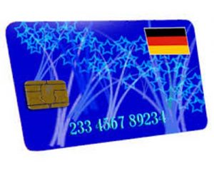 کارت آبی برای اخذ اقامت آلمان چیست