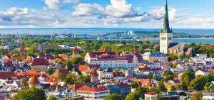 سفرنامه استونی