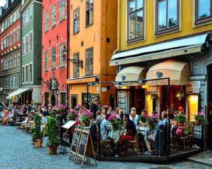 سفر به سوئد و آشپزی در این کشور