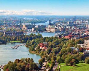 وضعیت آب و هوایی برای سفر به سوئد