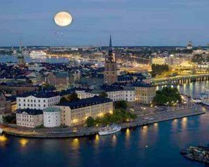 بهترین زمان برای سفر به سوئد