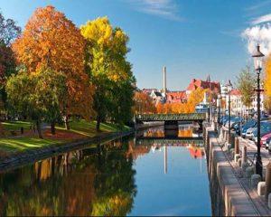 سفر به سوئد و آشنایی با شهر گوتنبرگ