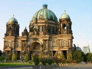 آب و هوای شهر برلین